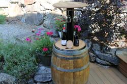 Wine Barrel 8265