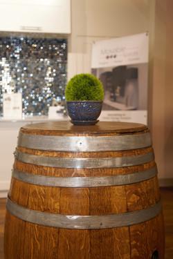 Wine Barrel Closed