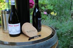Wine Barrel Close Up Left 8297