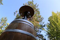 Wine Barrel 8307