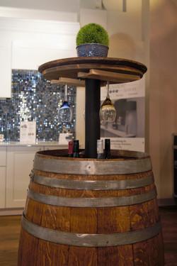 Wine Barrel Open3