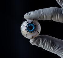 Bionic eye_with glove.JPG
