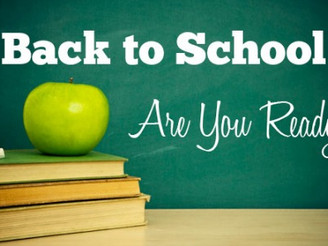 BACK TO SCHOOL INSURANCE CHECK-UP