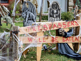 5 Ways Your Home Insurance Should Be Ready For Halloween