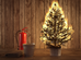 Holiday, candle and Christmas tree fire safety outreach materials