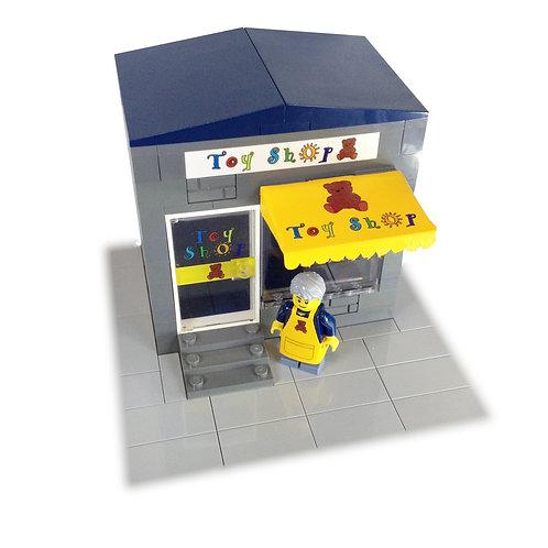 Toy shop - custom bricks pack