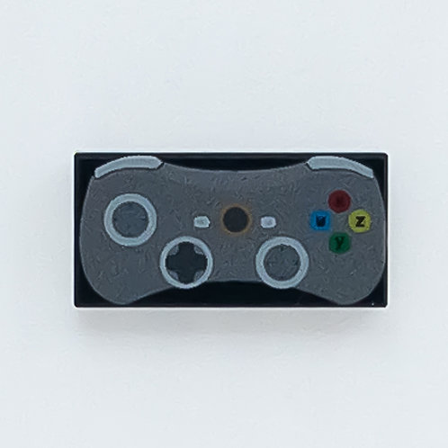 Game controller  - printed tile