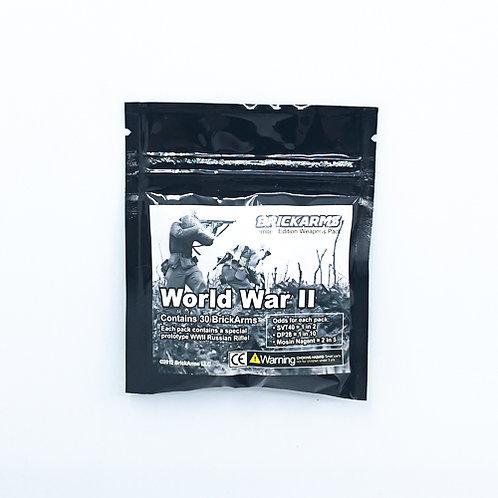 World War II pack