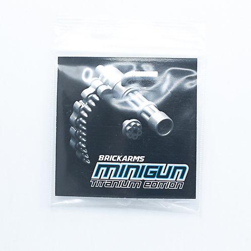 Minigun Titanium