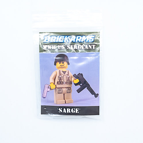 WWII US SERGEANT - SARGE