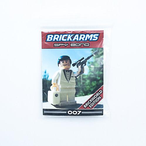 Spy Bond - Brick World Edition