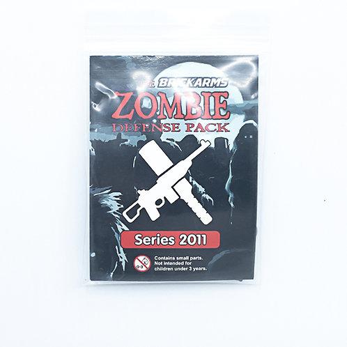 Zombie Defense 2011