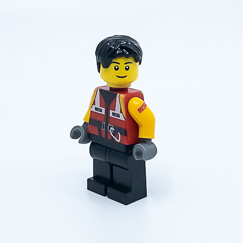 Coastal rescue officer