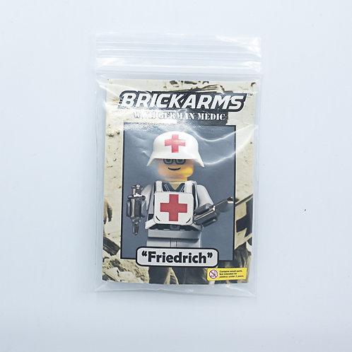 WWII German Medic - Friedrich