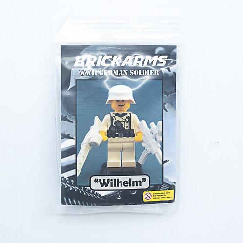 """WWII German Soldier """"Wilhelm"""""""