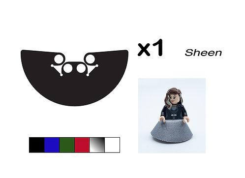 "Long Skirt - ""Sheen"""
