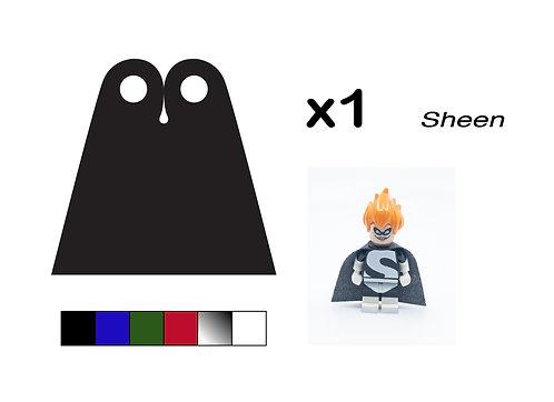 "Straight Cape - ""Sheen"""