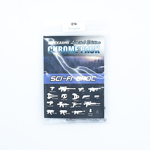 Chrome Pack - Sci-Fi Apoc