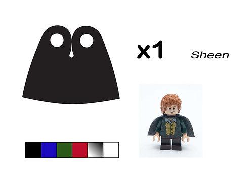 """Short Cape - """"Sheen"""""""