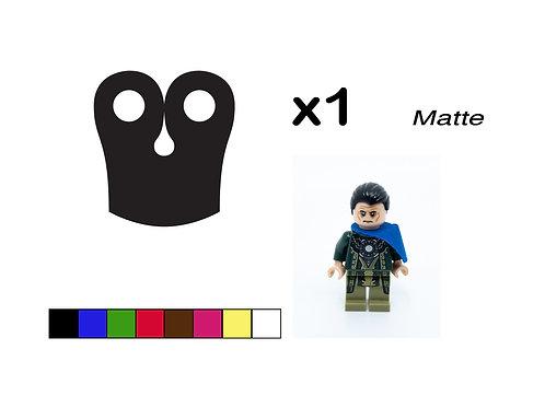 "Square Pauldron - ""Matte"""