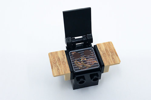 BBQ grill - custom model