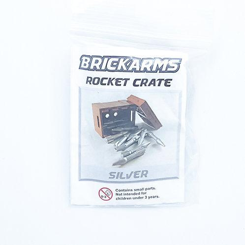 Rocket Crate Silver