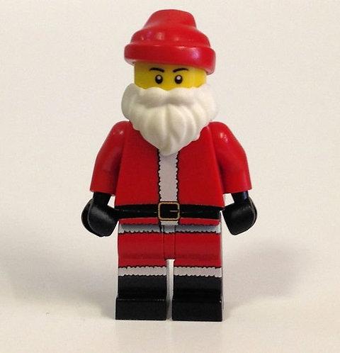 Santa - printed minifig