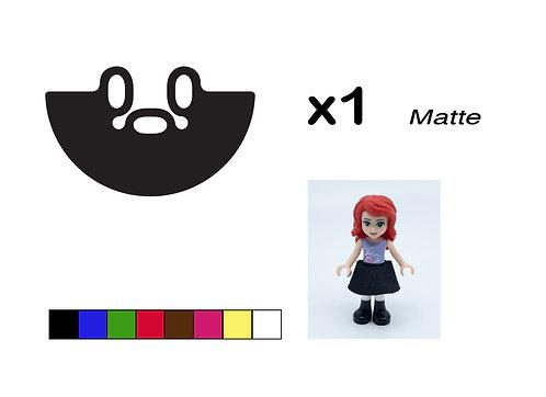 """Mini-doll Skirt - """"Matte"""""""