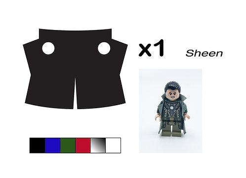 """Long Coat - """"Sheen"""""""