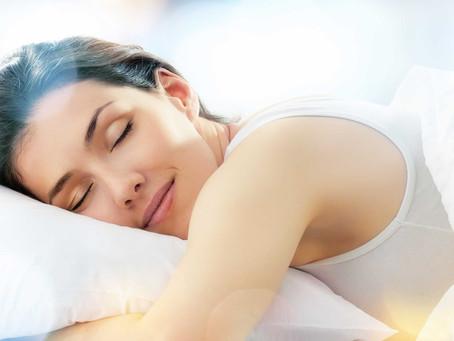 SLEEP HACKS FOR A BETTER NIGHTS SLEEP!!