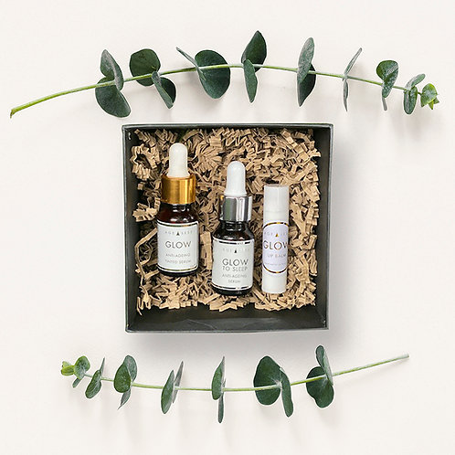 Silver Ageless Gift Set