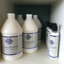 Sacred Earth Foot Cream