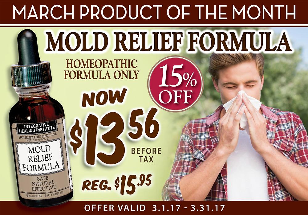mold relief formula