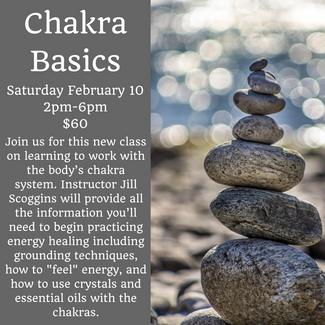 Chakra Basics Class