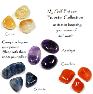 Crystals for Self Esteem