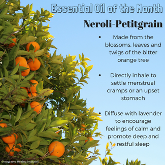 April Essential Oil of the Month