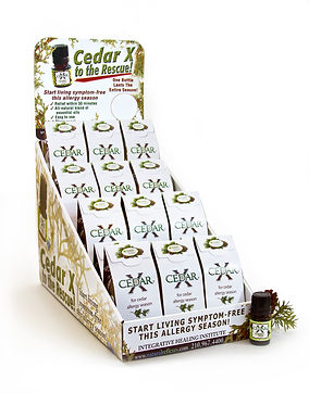 Cedar X available for purchase by vendors