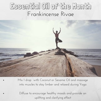 March Essential Oil of the Month