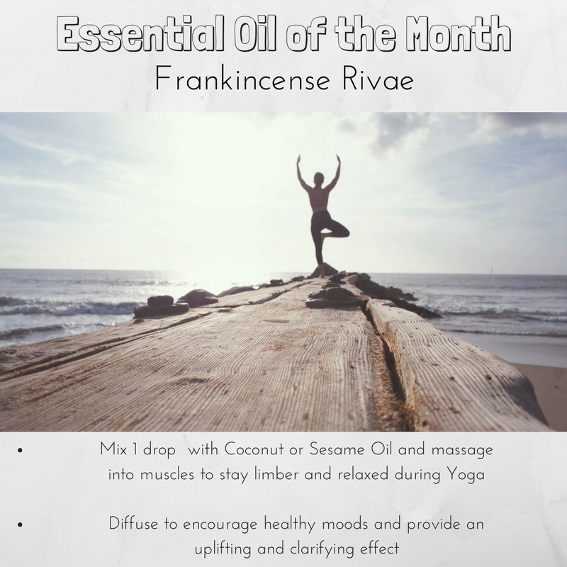 frankincnese essential oil