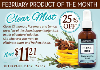 February Service & Products of the Month