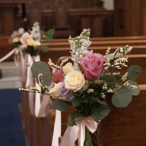Pew Florals
