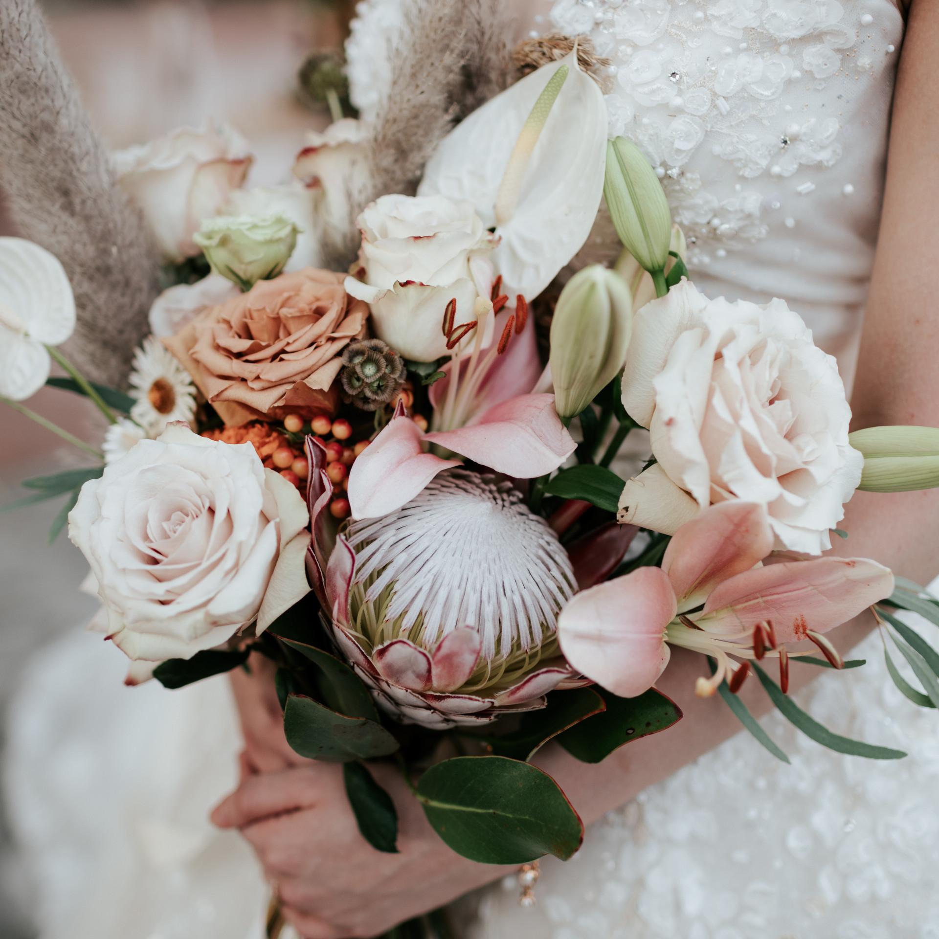 Bridal Bouquet / Corsage