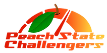 Peach State Challengers Logo