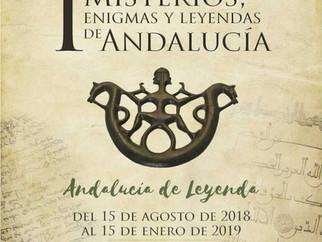 I Concurso Wikanda Misterios, Enigmas y Leyendas de Andalucía