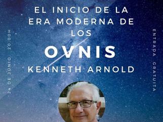 """""""El Inicio de la Era Moderna de los Ovnis de Kenneth Arnorld"""""""