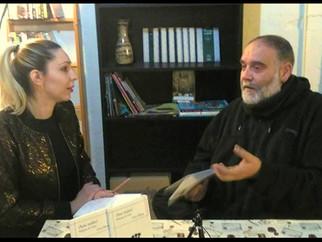 Visita de Óscar Fabrega