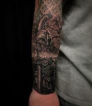 bright future tattoo