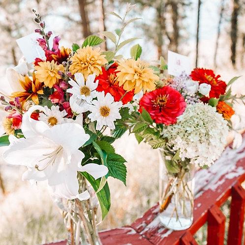 Full Summer Bouquet Subscription
