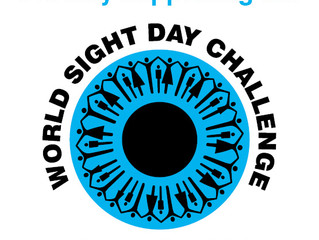 World Sight Day Challenge - 9th October