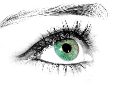 Green-eye-Orthokeratologyjpg